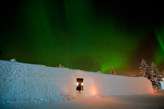 Ice Hotel - Jukkasjarvi, Sweden