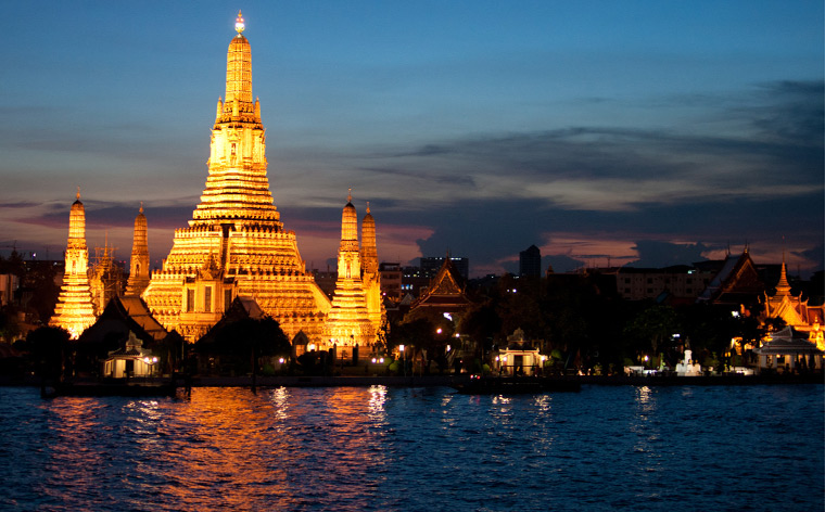 5 must-visit sites in Bangkok