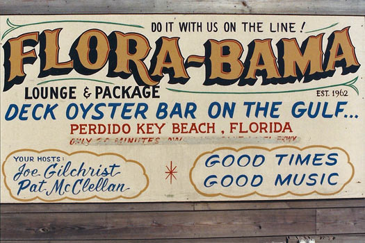 The famous Flora-Bama. Photo by the Flora-Bama