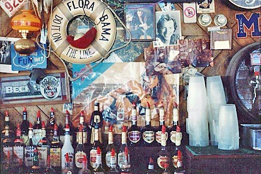 The last great roadhouse - the Flora-Bama. Photo by the Flora-Bama