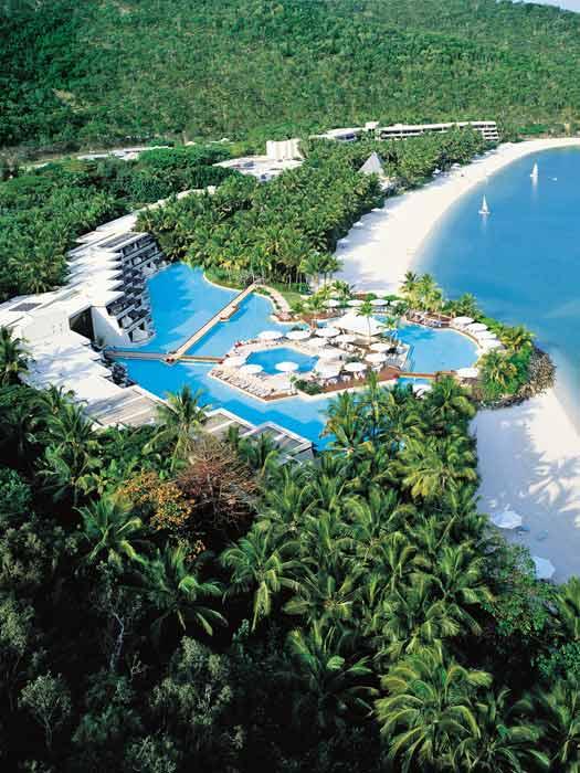 Hayman Resort . Photo by hayman.com.au