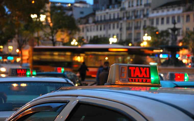 Taxi!? The cost of taking a taxi from the airport