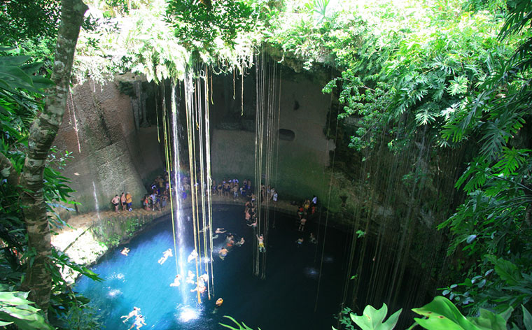 10 most scenic natural swimming pools