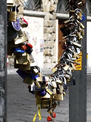 The Lungarno della Zecca Vecchia, Florence