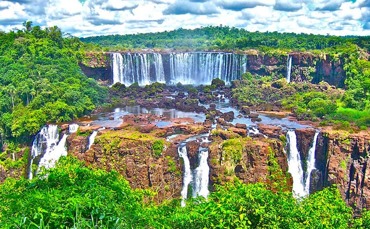 Showered with praise – top 10 breathtaking waterfalls