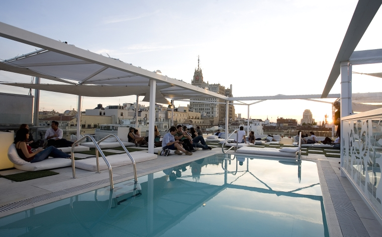 Madrid's winning inner-city swim and sunbathe spots