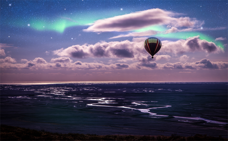 WIN a trip to Iceland to see the Northern Lights!