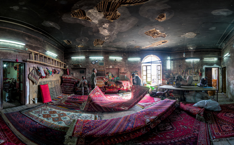 Behind the lens  – an interview with Mohammad Reza Domiri Ganji