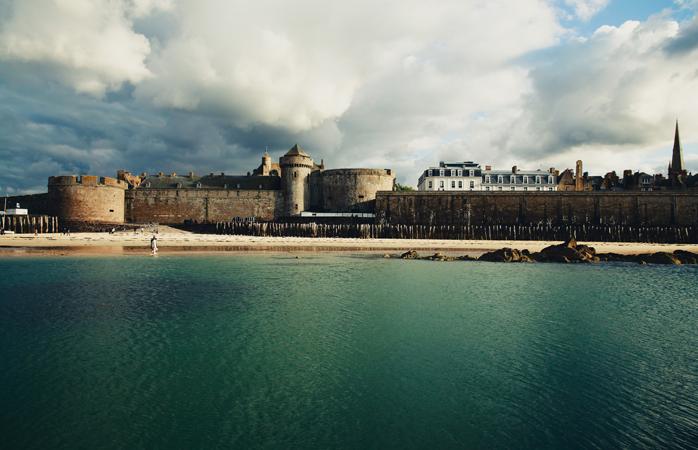 Saint-Malo ramparts