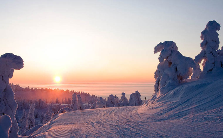 The 10 best ski resorts in the Nordics