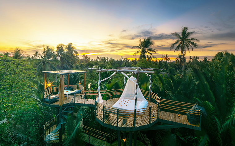 The 10 coolest tree house hotels in the world