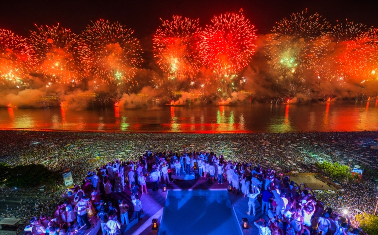 """The 7 best places to shout """"Happy New Year!"""""""
