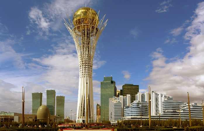 Built to impress: 6 of the world's most surprising capitals