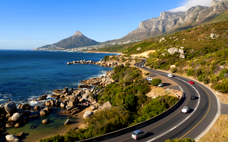 On the road: discover South Africa behind the wheel