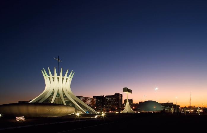 Cathedral of Brasília.
