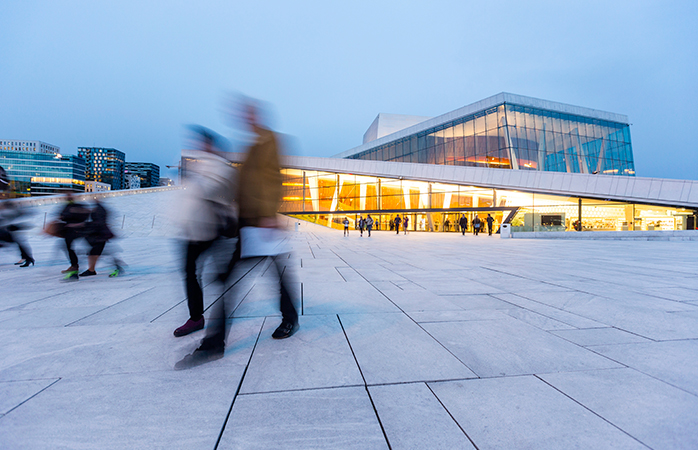 The cheapest time to visit Oslo
