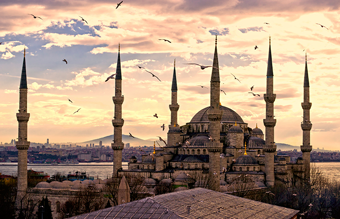 The cheapest city break to Istanbul