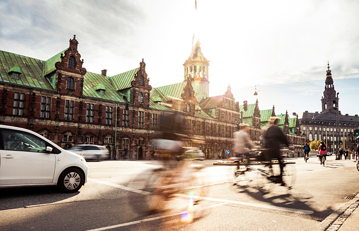 Find the cheapest city break to Copenhagen