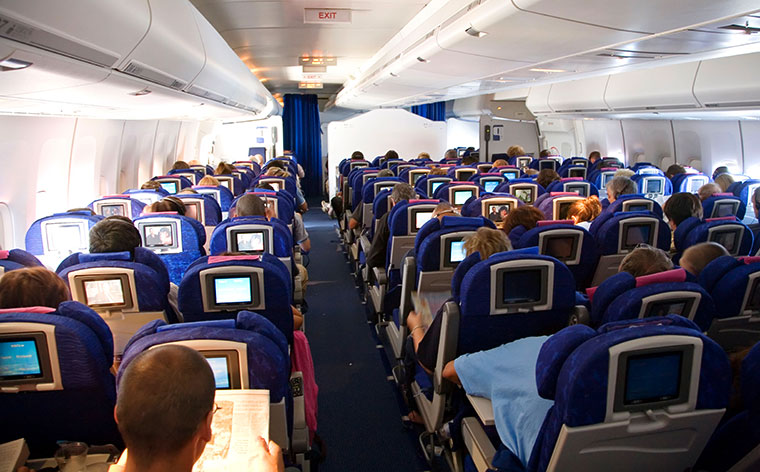10 top tips to survive a long-haul flight