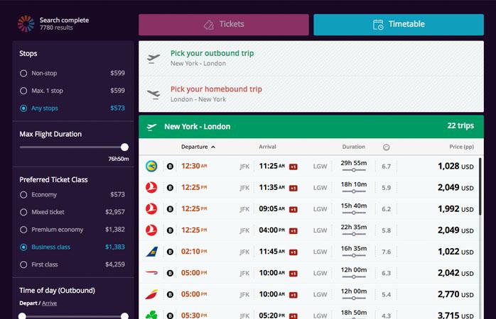 timetable-usa-travel-hacks