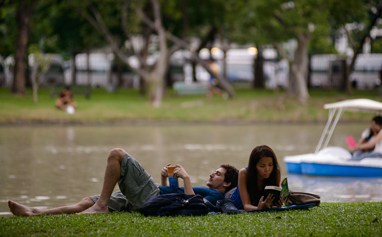 Enjoy the silence: Green and quiet spaces in Bangkok
