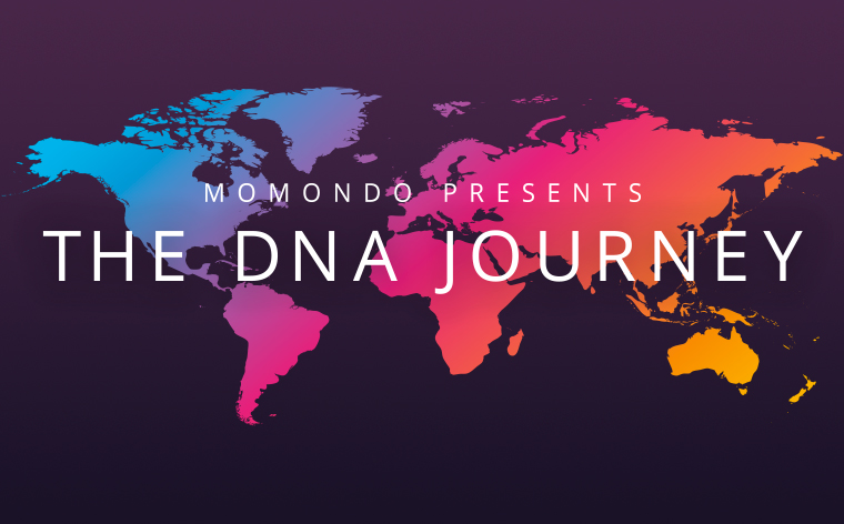 Let's open our world: Exploring cultural diversity with The DNA Journey