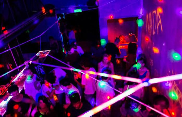 La-Paz rio night club