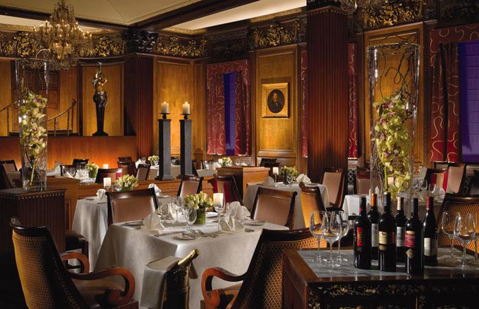 Old America: Parker's Restaurant at Omni Parker House