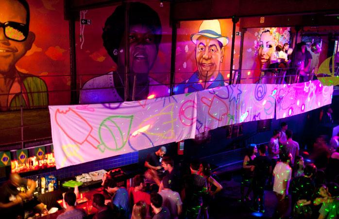 Teatro-Odisseia clubs in rio de janeiro