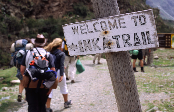 Experience the Inca Trail Marathon, a challenging yet rewarding climb to Machu Picchu