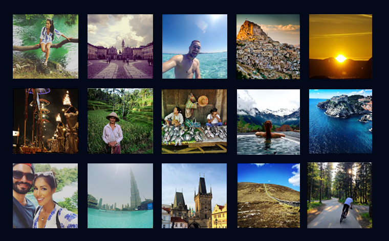 #LetsOpenOurWorld Instagram competition – our top 25 photos