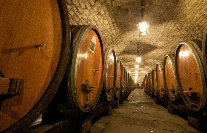 Under the Hospices de Strasbourg (Strasbourg hospital) lies the oldest wine in the world
