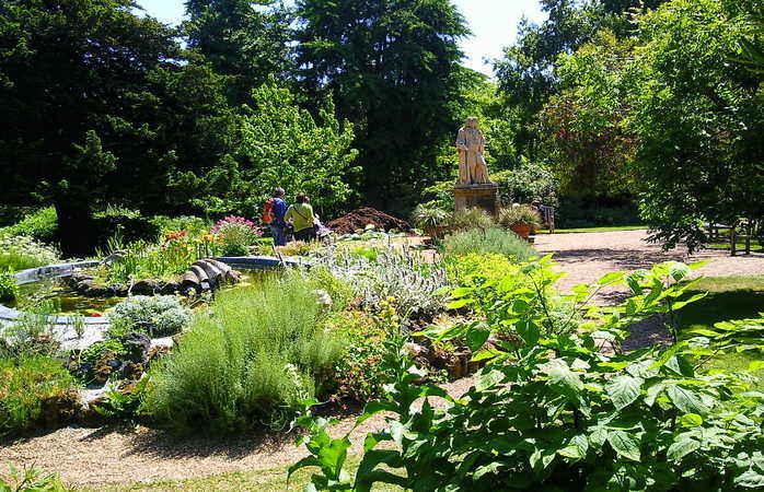 The Chelsea Physic Garden: An ocean of greenery in southwest London