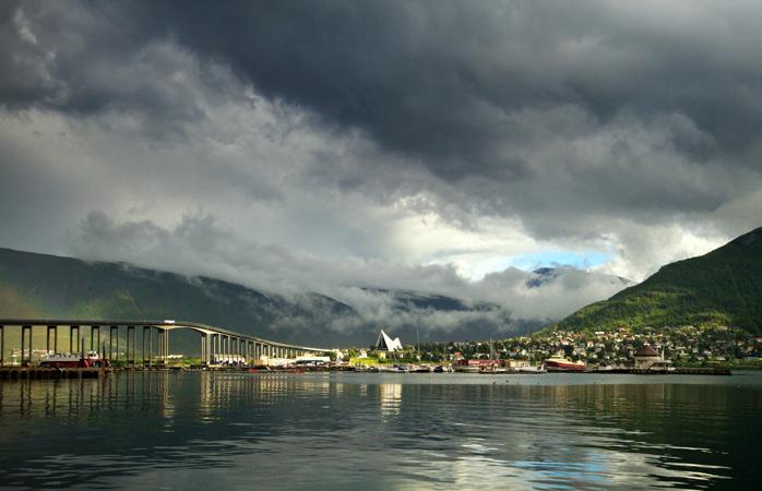 Experience one of the best summer marathons under Norway's endless midnight sun