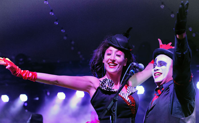 Voodoo Festival is a New Orleans Halloween experience not to be missed