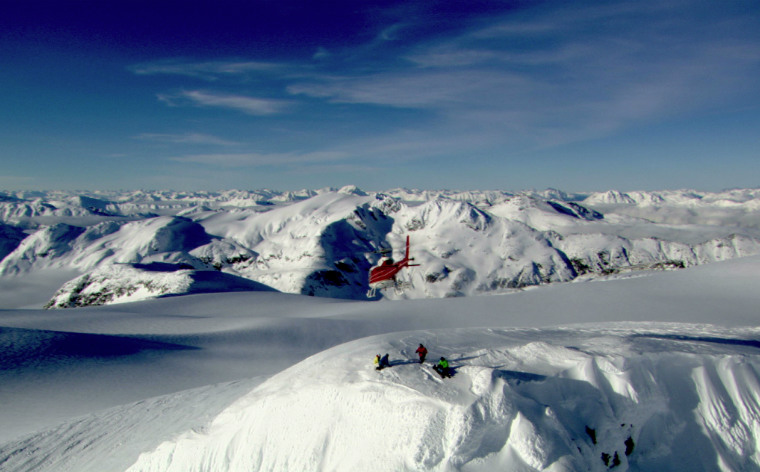 The definitive guide to heli-skiing in Canada