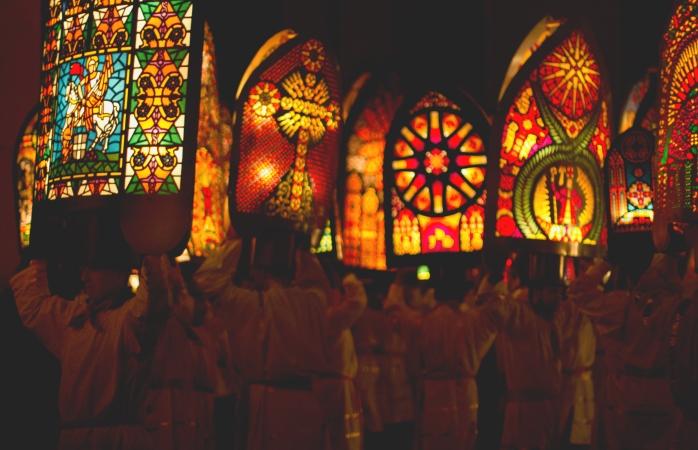 Klausjagen Lanterns