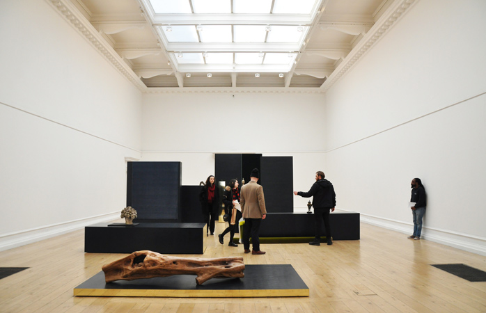 Contemporary art at South London Gallery