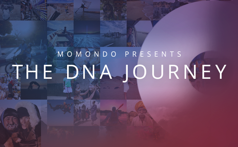 REVEALED: Our DNA Journey American prizewinner