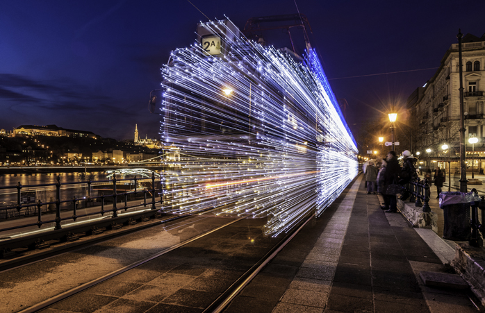 All aboard the lights!