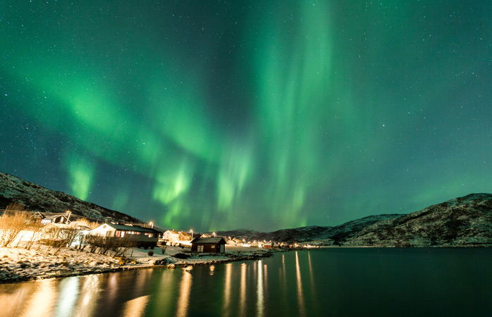 Chase the Northern Lights from Tromsø!