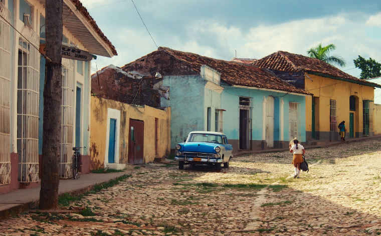 The Times They Are A Changin': travel to Cuba