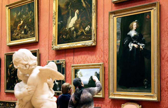 Feel like an aristocrat at The Wallace Collection