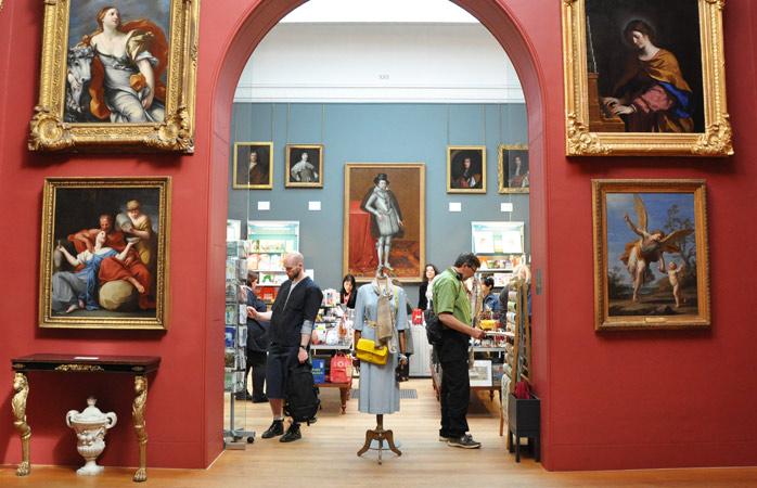 One of the loveliest art galleries in London
