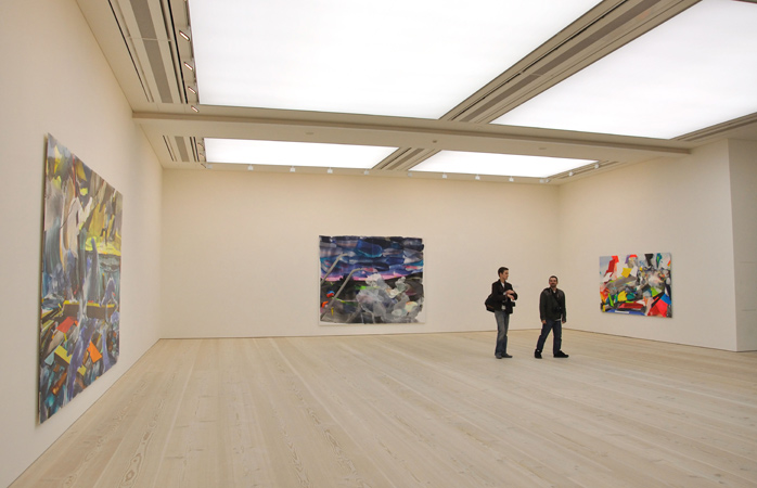 Want to see contemporary art when visiting London? Saatchi Gallery won't let you down
