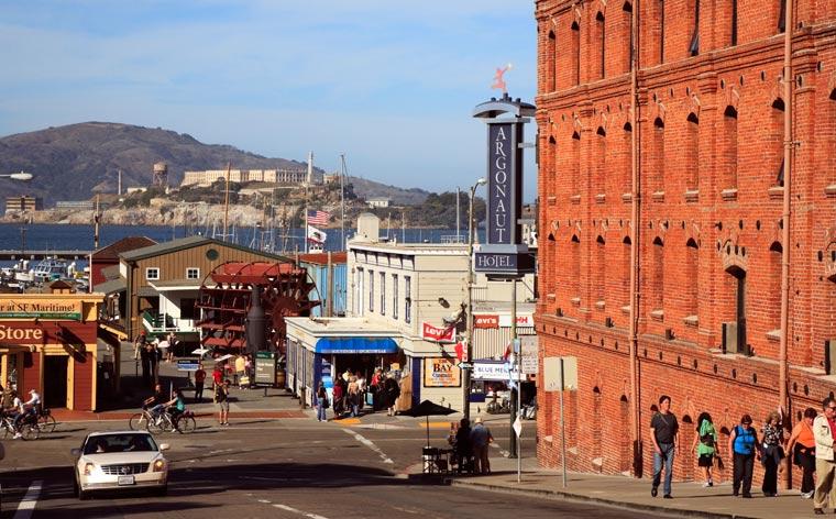 7 stylish hotels in San Francisco