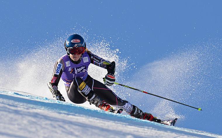 Travel talk and skiing tips from Olympic gold medalist Mikaela Shiffrin