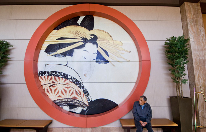 Hotel Kabuki is a piece of Japan in San Francisco