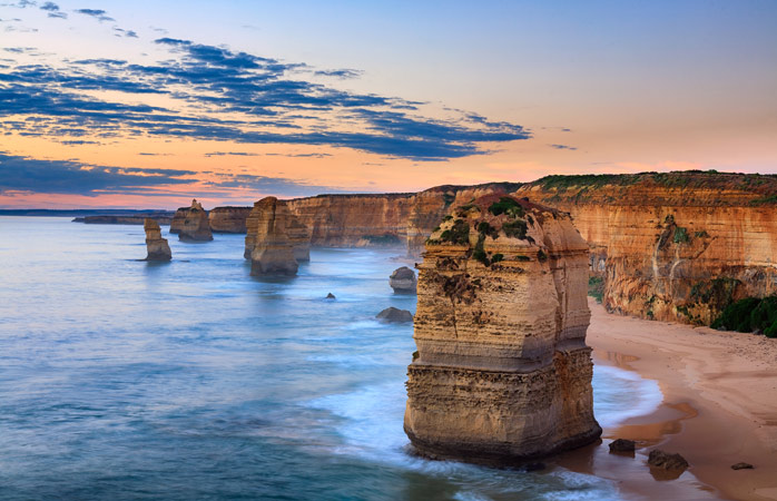 The Twelve Apostles: rugged beauty in an awe-inspiring landscape