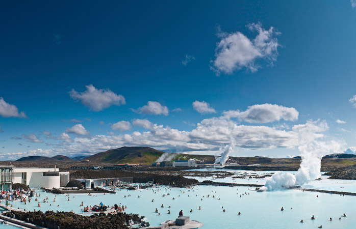 """The Blue Lagoon ... So nice you might """"accidentally"""" miss your next flight"""